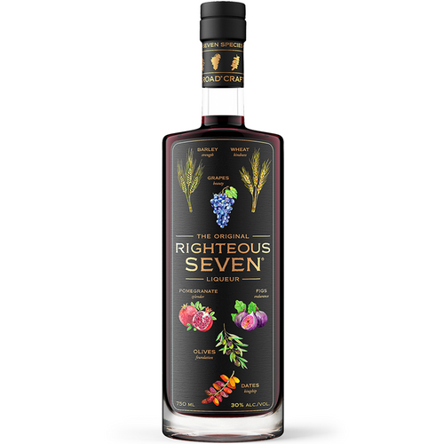 Righteous Seven® Liqueur - (750ml)
