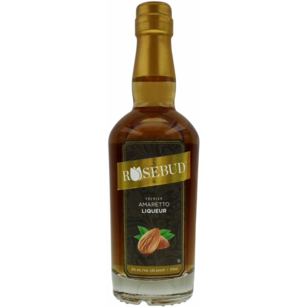 Rosebud Amaretto Liqueur - (375ml Bottle)