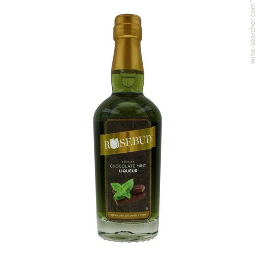 Rosebud Chocolate Mint Liqueur - (375ml Bottle)