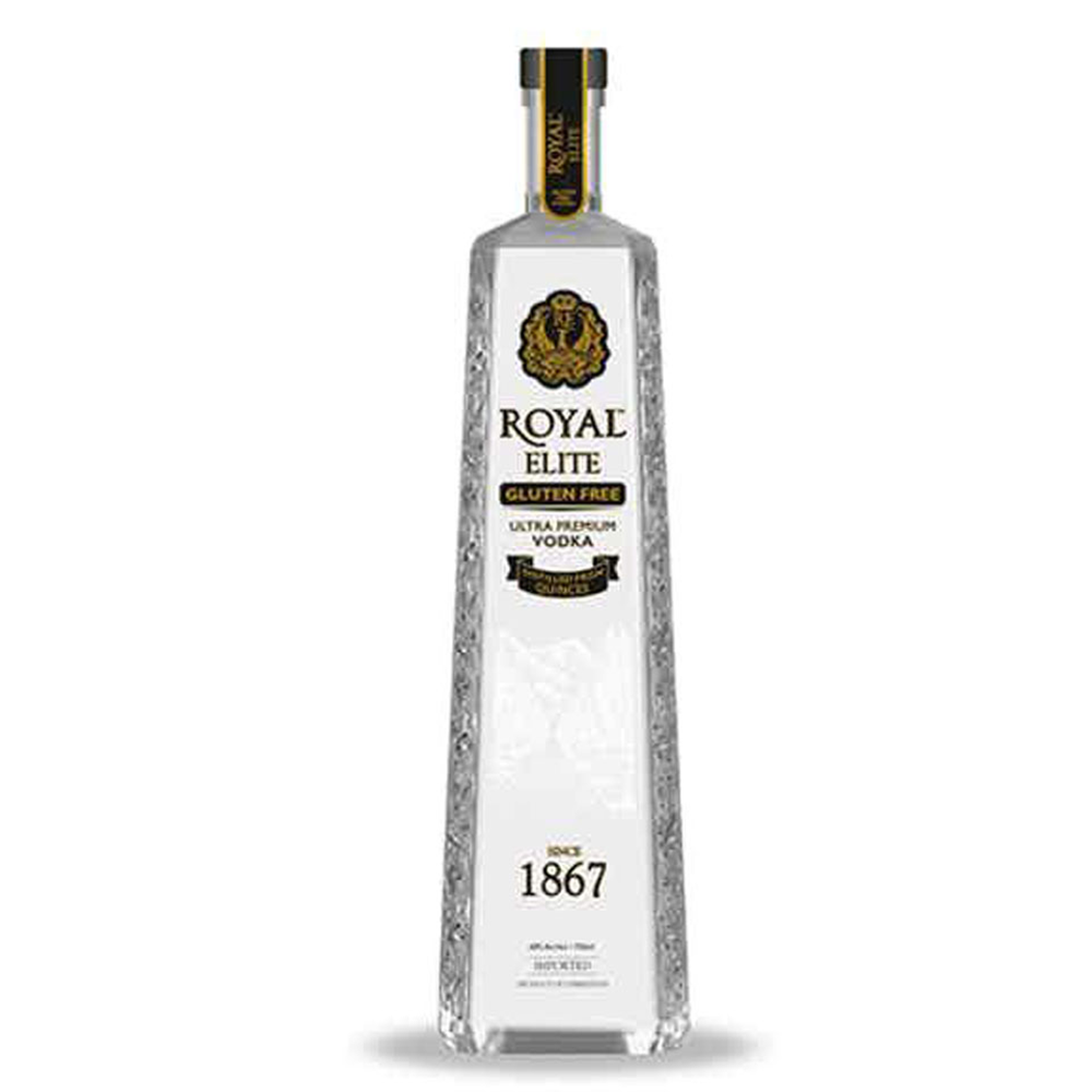 Royal Elite Gluten Free Ultra Premium Vodka - (750ml Bottle)