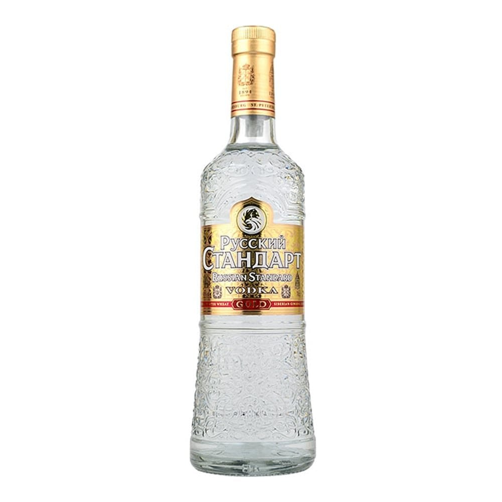 Russian Standard Gold Vodka (1.75L)