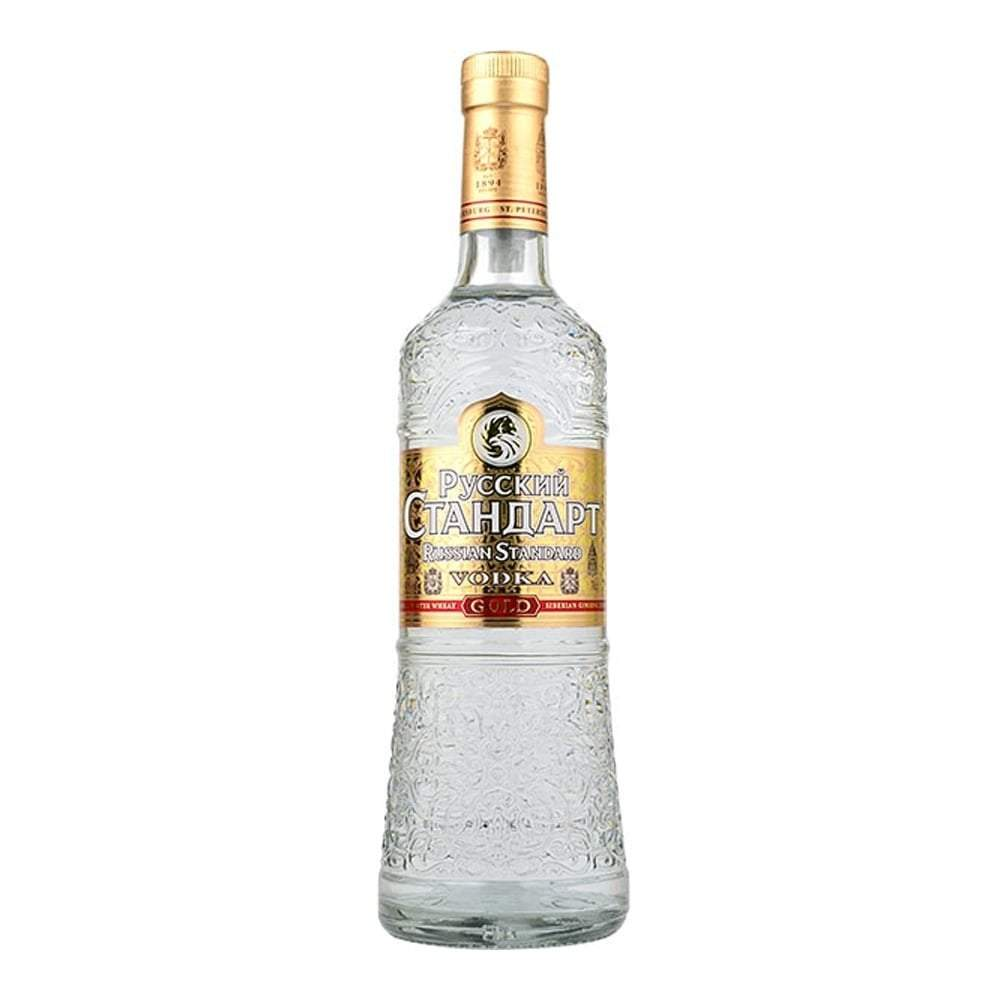 Russian Standard Gold Vodka (1.75L) (POS)