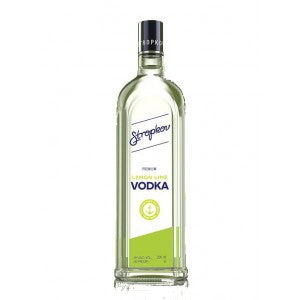 Stropkov vodka Premium Green Apple -  (750ml Bottle)