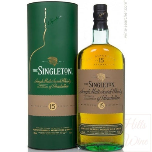 The Singleton Single Malt Scotch Whisky 15 Years (750ml)