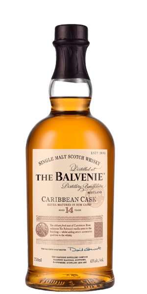 The Balvenie Single Malt Scotch Whisky 14 Years (750ml)