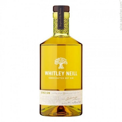 Whitley Neill Blood Quince Gin (750ml Bottle)