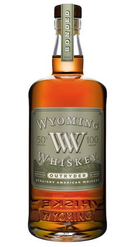 Wyoming Outryder Straight American Whisky (750ml Bottle)
