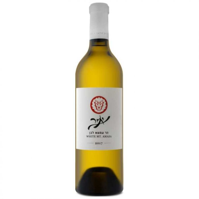 Yatir Mt. Amasa White 2016 Kosher White Wine - (750ml)