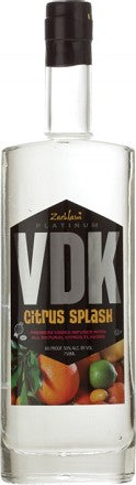 Zachlawi Vdk Citrus Splash Vodka - (750ml Bottle)
