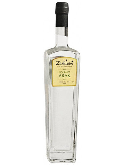 Zachlawi Gourmet  Arak - (750ml Bottle)