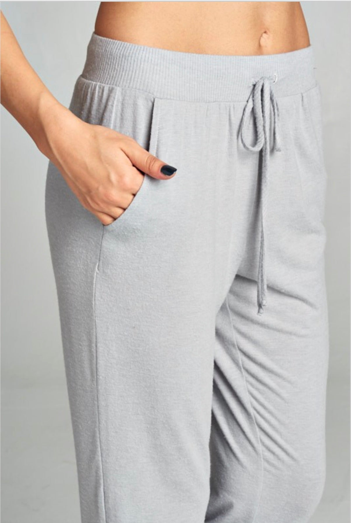 Gray Lounge Pants
