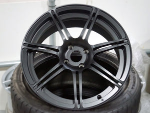 Lotus Forged Alloy Wheel in Satin Black