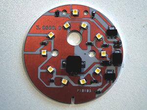 Evora sidelight LED disc