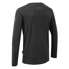 Load image into Gallery viewer, Men's Lotus branded long sleeve t-shirt
