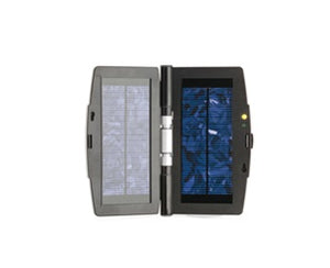 Solar Powered Battery Charger - SALE