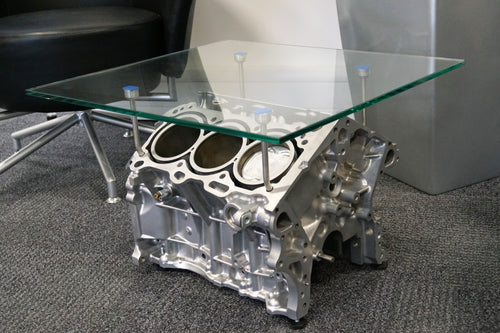 V6 Exige/Evora Engine Glass Table