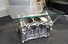 Load image into Gallery viewer, V6 Exige/Evora Engine Glass Table