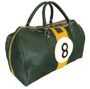 Team Lotus No.8 Leather Holdall