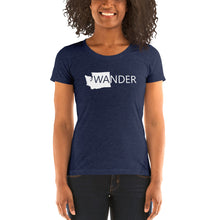 Load image into Gallery viewer, WA Wander Bella TShirt/  Quality Soft Ladies' short sleeve t-shirt