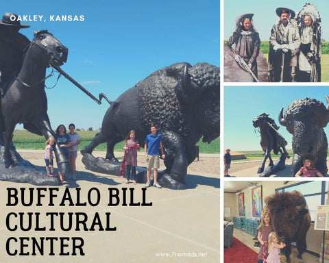 Buffalo Bill Oakley Kansas