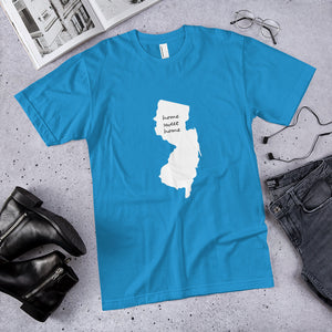 New Jersey Home Sweet Home Premium T-Shirt (available in multiple colors)