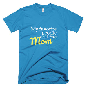 Mom t-shirt unisex fit (available in multiple colors)