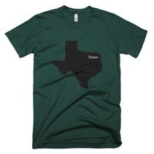Load image into Gallery viewer, Texas Premium Short Sleeve Unisex T-Shirt - State Name Collection (available in multiple colors)