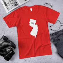 Load image into Gallery viewer, New Jersey Home Sweet Home Premium T-Shirt (available in multiple colors)