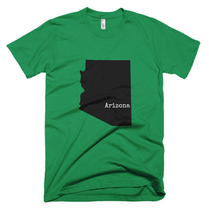Kelly Green Arizona t-shirt