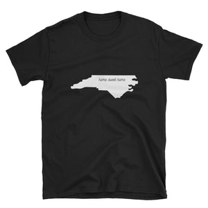 North Carolina Home Sweet Home Premium Unisex T-Shirt (available in multiple colors)