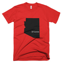 Load image into Gallery viewer, Red Arizona T-shirt