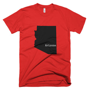 Red Arizona T-shirt
