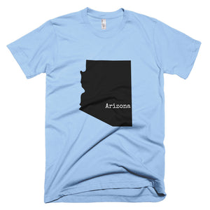 Light Blue Arizona T-shirt