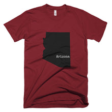 Load image into Gallery viewer, Cranberry Arizona T-shirt