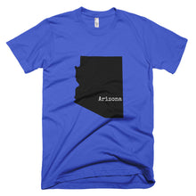 Load image into Gallery viewer, Royal Blue Arizona T-shirt