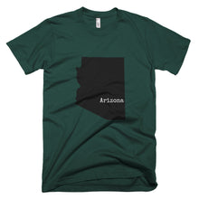 Load image into Gallery viewer, Forest Green Arizona T-shirt