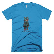 Load image into Gallery viewer, Ninja Grizzly Premium Unisex T-Shirt (available in multiple colors)