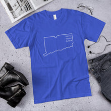 Load image into Gallery viewer, Connecticut Home Sweet Home Premium Unisex T-Shirt (available in multiple colors)