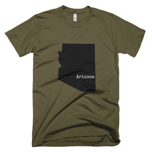 Army Green Arizona T-shirt