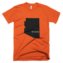Load image into Gallery viewer, Orange Arizona T-shirt