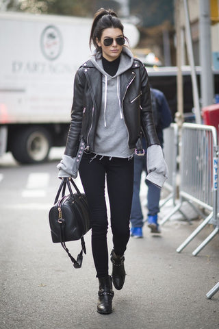 Kendall Jenner Streetstyle Ankle boots