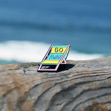 Go Away Chair Pin