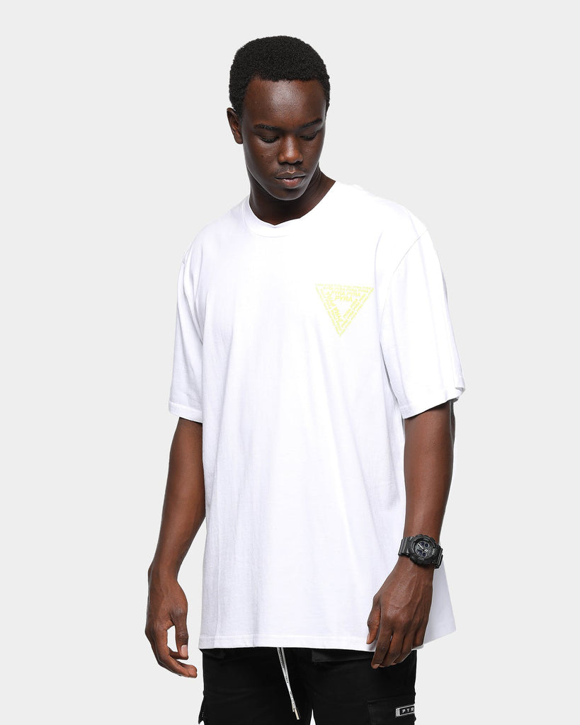 PYRA Repeat Tee White