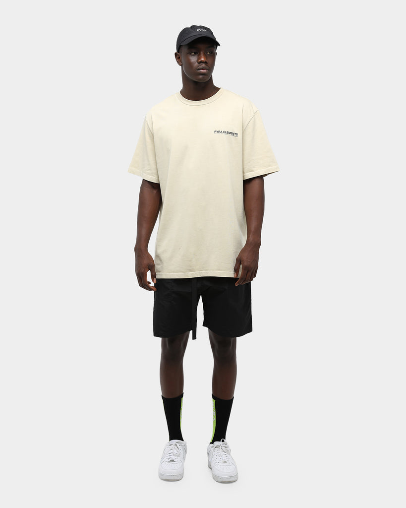 PYRA Global T-Shirt Oyster