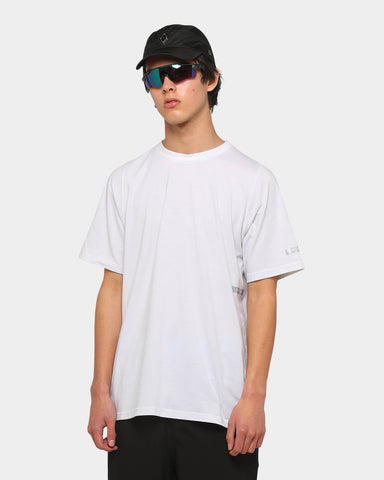 PYRA Men's Pyra Sports Short Sleeve T-Shirt White/3M