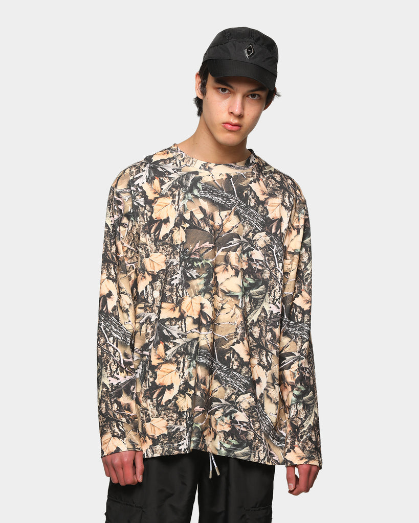 PYRA Camo Field Long Sleeve T-Shirt Camo