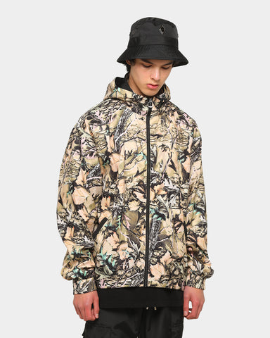 PYRA Camo Hooded Jacket Camo