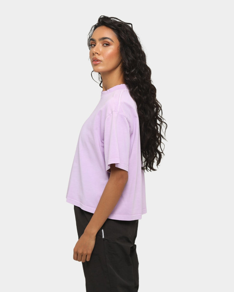 PYRA Women's Home Break Box T-Shirt Lilac