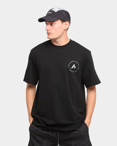 PYRA All Welcome Reflective T-Shirt Black