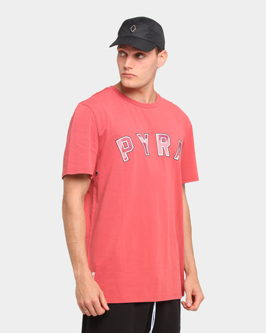 PYRA College T-Shirt Mineral Red